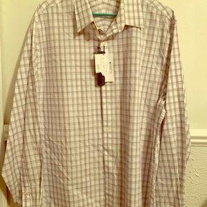 Perry Ellis Men's XXL Button Down Shirt